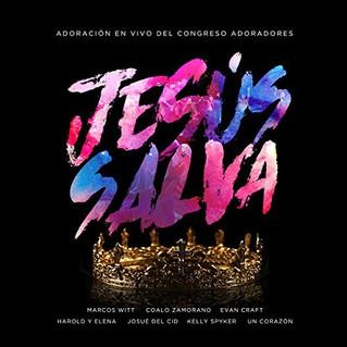 Se estrena el álbum «Jesús salva», la adoración en vivo del Congreso Adoradores
