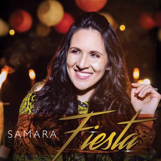 """SAMARA lanza su canción """"Pasando por la Prueba""""  de su nuevo CD """"Fiesta"""""""