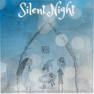 """Hergett Oseas presenta nuevo sencillo """"Silent Night"""" en 4 Idiomas."""