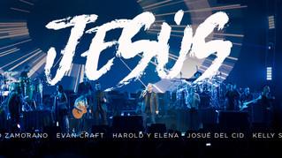 «Jesús», primer tema en vivo del Congreso Adoradores, en la voz de Marcos Witt