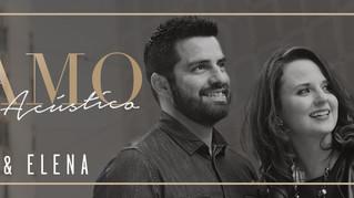Harold & Elena presentan la versión acústica de «Te amo»