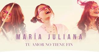 María Juliana medita en los atributos de Dios en «Tu amor no tiene fin»