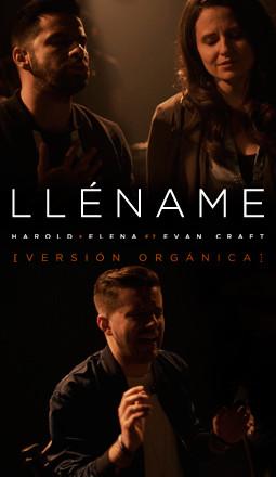«Lléname»: Adoración acústica de Harold y Elena con la participación de Evan Craft
