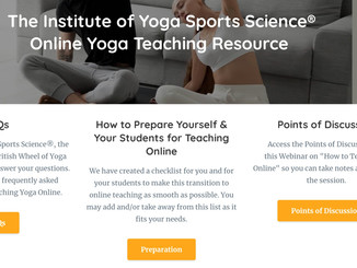 How to Teach Yoga Online Safely During COVID-19 Times
