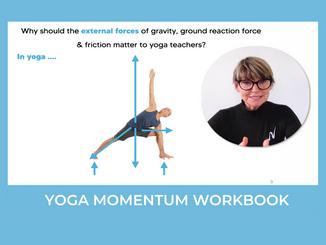 Yoga Momentum & the Power of Bite-Size