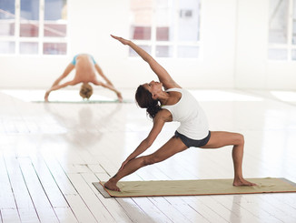 Yoga and the Mental Benefits for Athletes