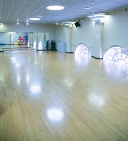 One of the studios
