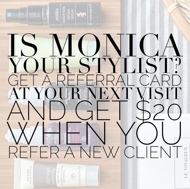 Monica's Referrals