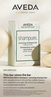 Shampure Shampoo Bar