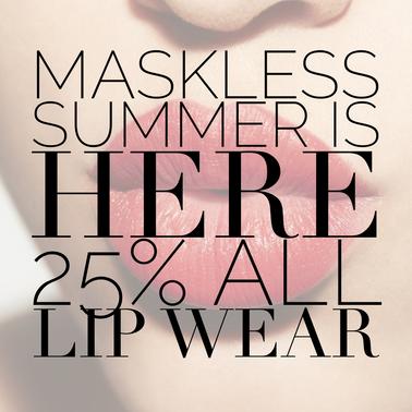 Maskless Summer