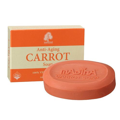 MADINA CARROT SOAP