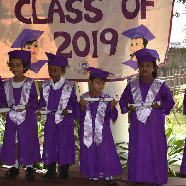 Graduation Early Years -2019