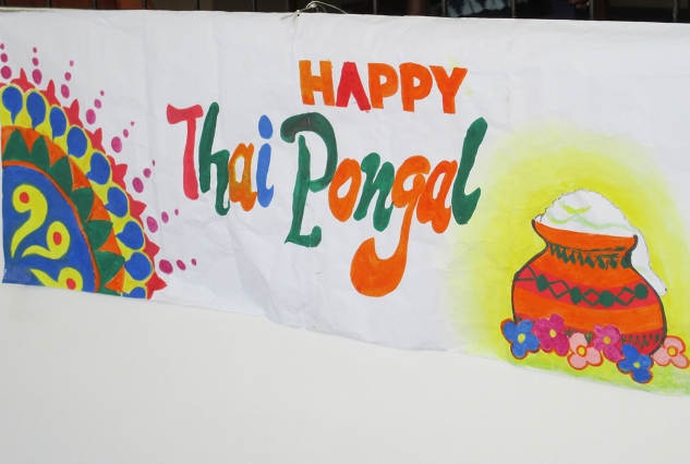Thai Pongal Celebrations