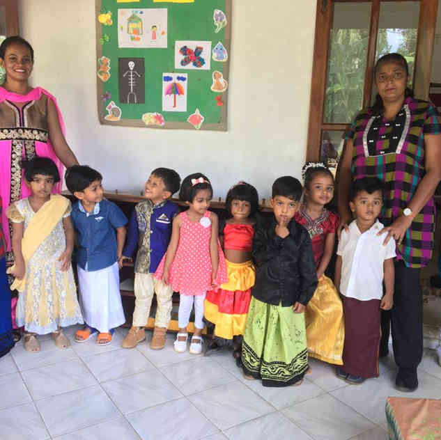 Thai Pongal Day Celebrations
