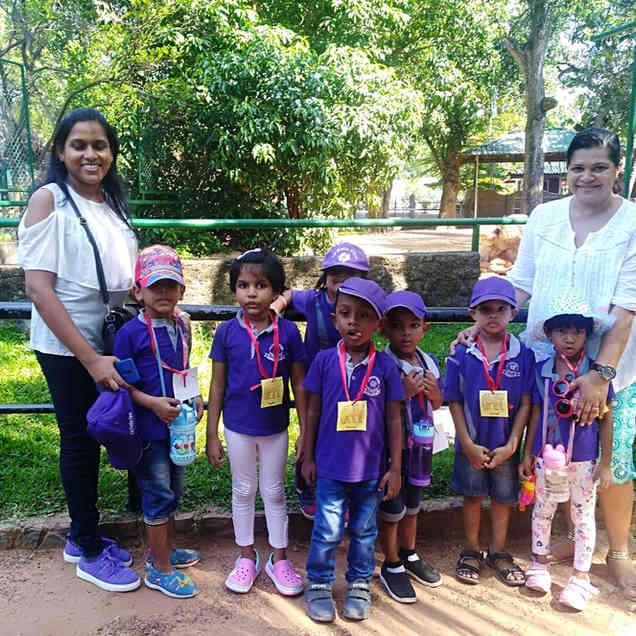 3rd Years Field Trip- Zoo Visit