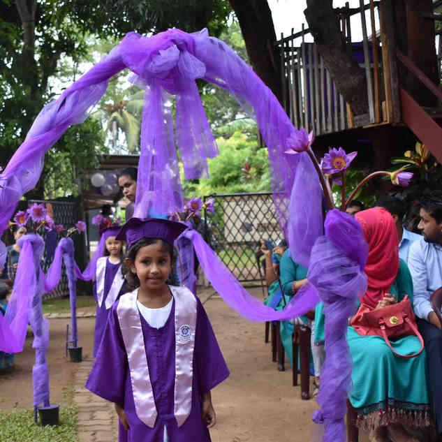 Graduation Early Years Ratmalana -2019