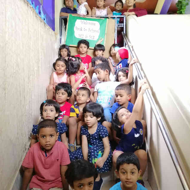 First Day of School September 2019