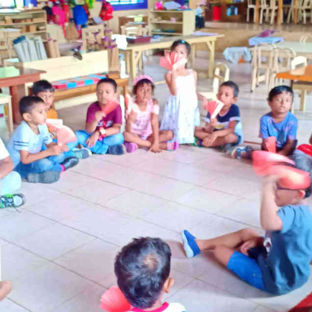Class Activity - Making Fans