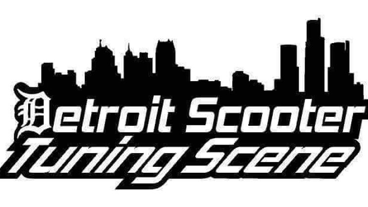 Detroit Scooter Tuning Scene