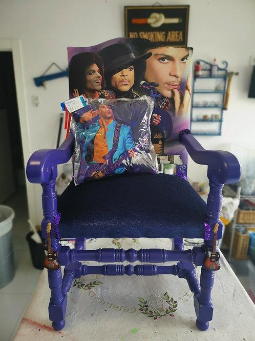 Prince memorial chair