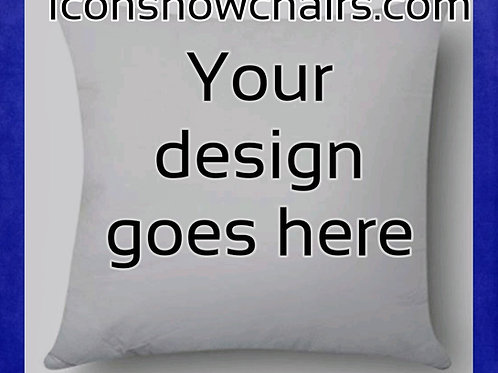 Personalised Icon Cushion