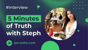 5 Minutes of Truth with Steph Nguyen
