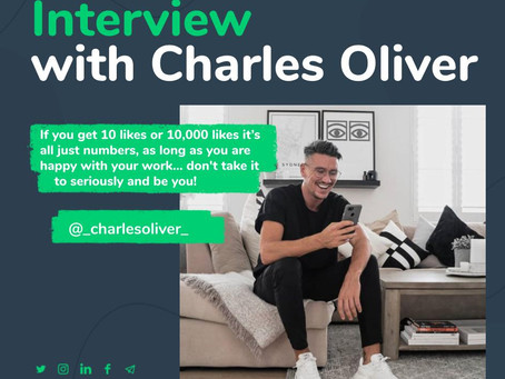 5 Minutes of Truth with Charles Oliver
