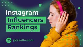 Persollo Instagram Influencers Ranking
