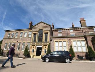 The local Echo praises Alder Grange residential development. The refurbished Victorian Mansion, thre