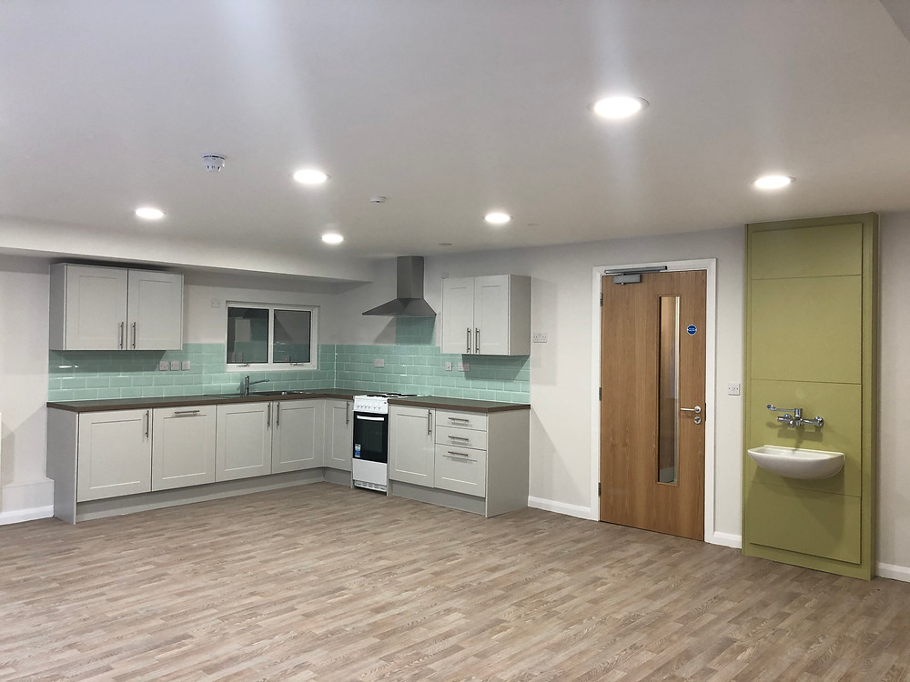 Craft and Cookery room
