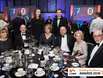 Brilliant night at the LABC awards on Friday! Congratulations to everyone who made it to the finals!