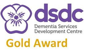 The first public building in the world to be awarded the Gold award for Dementia Design.