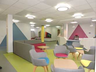 Refurbishment of CAMHS therapy rooms completed at the Birch Centre, Birkenhead