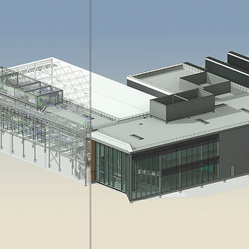BIM, Revit, design, architecture, 3d, liverpool
