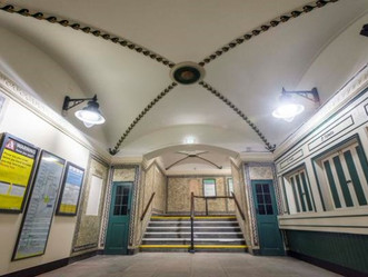 James Street has been shortlisted in the National Railway Heritage Trust awards