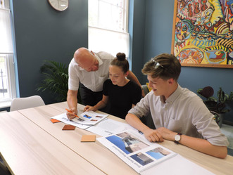MDG welcomes students on work placement this week!