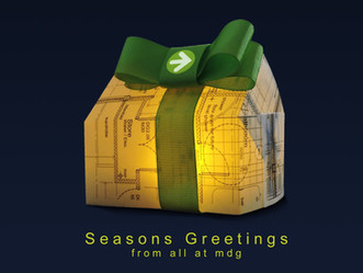 Seasons greetings and best wishes for Christmas and New Year from all at MDG