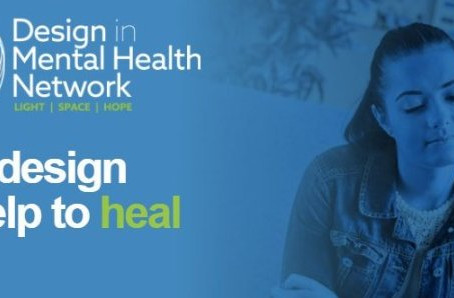 Great day at the Design in Mental Health Conference and Exhibit - Once again proving the importance