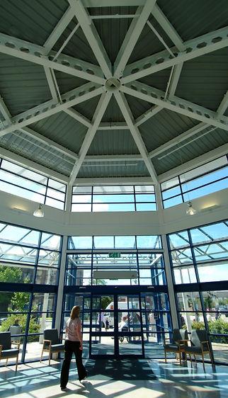 Retal, Architeture, design, entrance