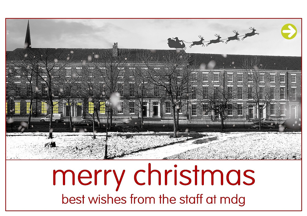 Merry Christmas from MDG