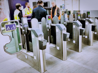 Completed Automatic Ticket Gate installations at Lime Street & Wigan Wallgate on behalf of Arriv