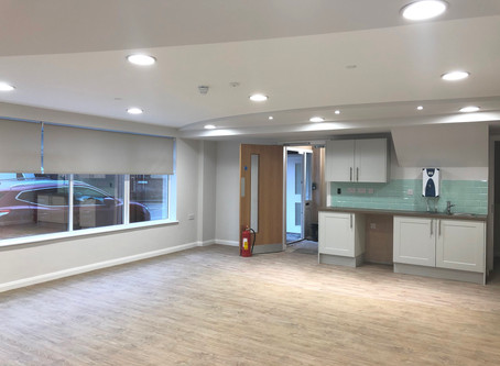 Project Handover, St Annes, Chester.