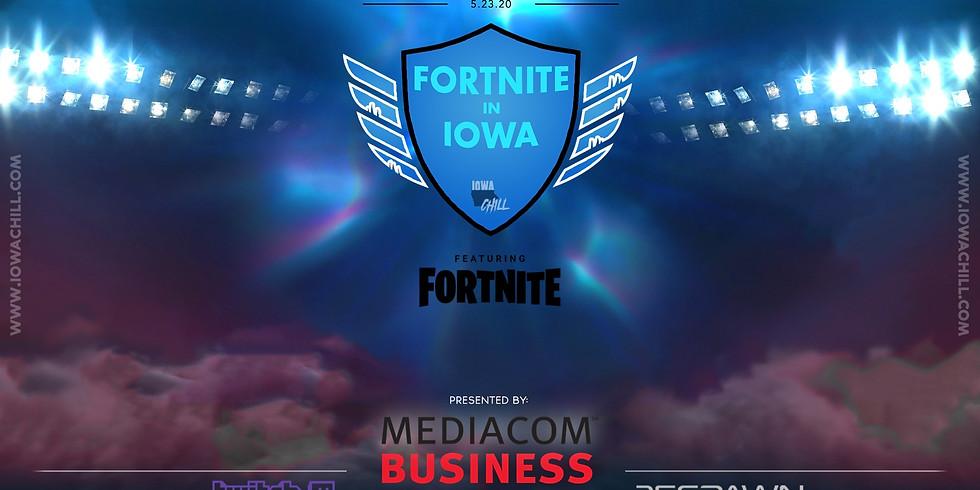 Fortnite in Iowa