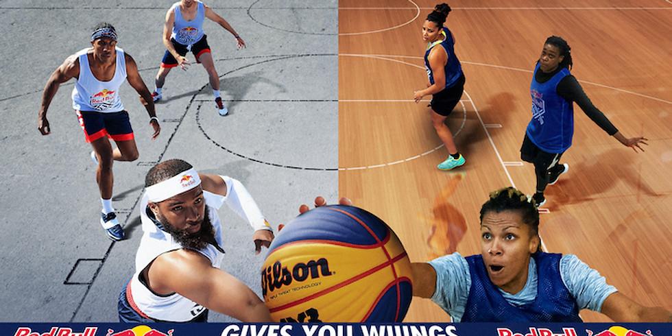 Red Bull 3X Basketball Tournament