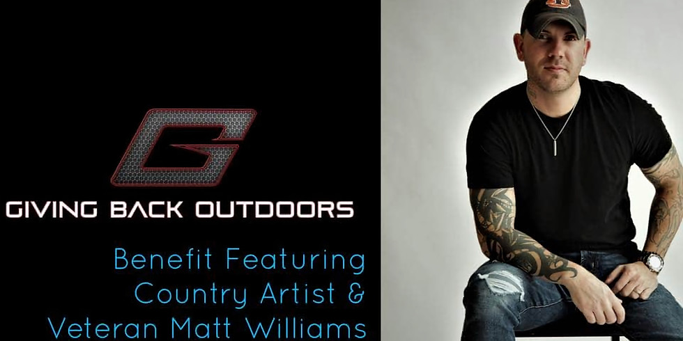 Giving Back Outdoors Benefit