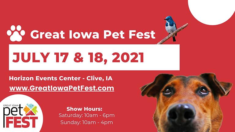 Great Iowa Pet Fest