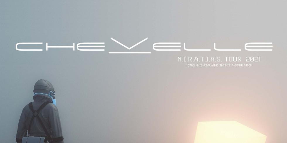 Chevelle - N.I.R.A.T.I.A.S. Tour 2021
