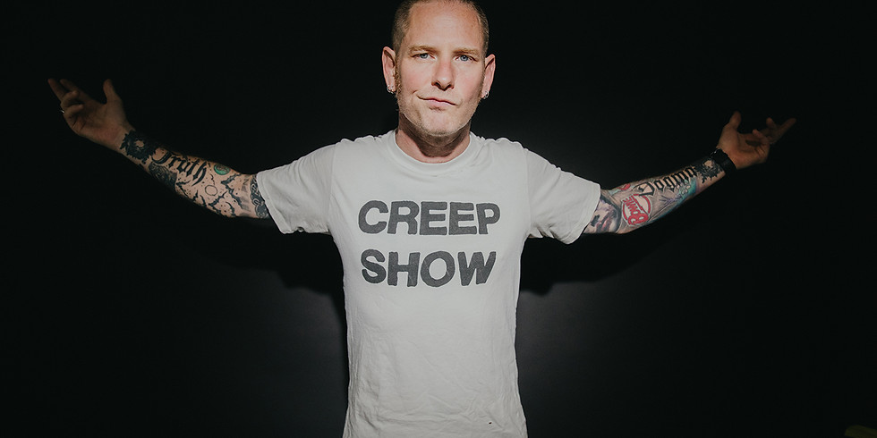 COREY TAYLOR / CMFT with CHERRY BOMBS