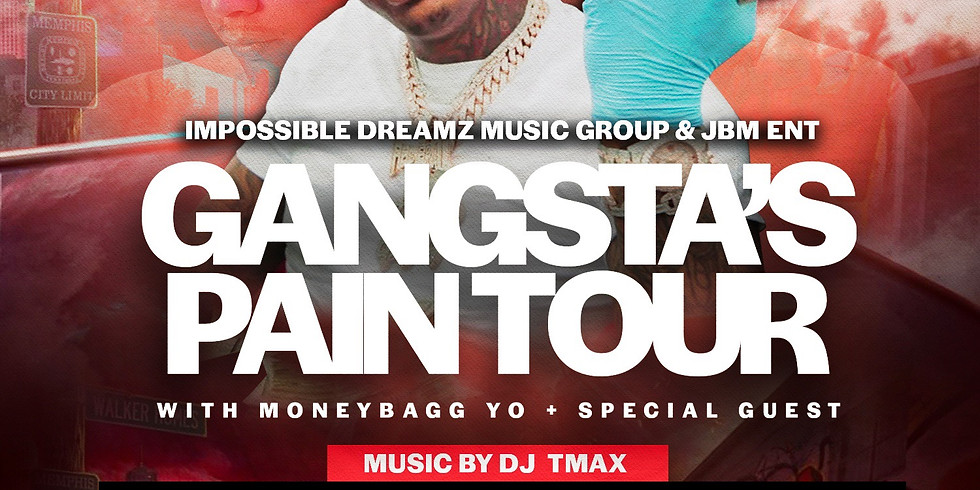 MoneyBagg Yo Gangsta's Pain Tour