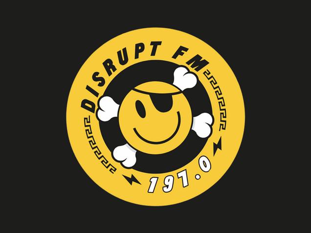 DISRUPT.FM | TBWA Pirate radio